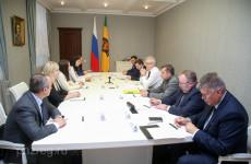 Пензенский губернатор пообещал помощь в строительстве приюта для животных