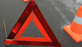 В Пензенской области молодой водитель на «Приоре» влетел в стоящую «шестерку»