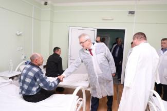 «Откладывать больше нельзя». Пензенский губернатор вновь высказался о ремонте больниц