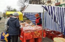 Пензенцев приглашают на ярмарку в сквере на улице Славы