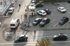 На улице Кижеватова в Пензе пешеход попал под колеса машины