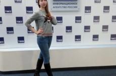 В ТАСС проходит стажировку студентка из Пензы