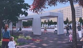 Реконструкция Фонтанной площади Пензы затянется до следующей зимы