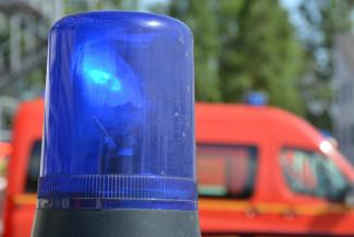 При прорыве дамбы под Красноярском пострадали 14 человек
