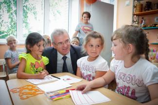 В детских садах Пензенской области создадут более 2500 новых мест