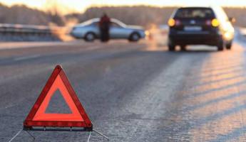 Появилось фото автомобиля, в котором молодая мать погибла в ДТП в Пензенской области