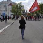 Пензенские коммунисты отметили Первомай альтернативным шествием с инопрессой и монстрантами