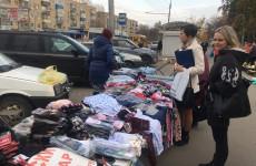 В Пензе закрыли несколько несанкционированных торговых точек
