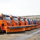 Пензенские власти проверили готовность спецтехники к зиме