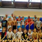 В Пензе проходит сбор ПФО по спортивной гимнастике