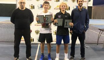 Пензенский теннисист стал призером «Кубка РТТ»