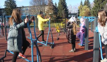 В Пензенской области появилась новая спортивная площадка