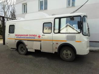 В Пензенской области закупили передвижные флюорографы на 23 млн рублей