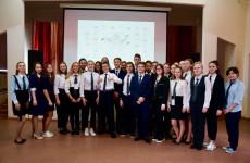 Юные экологи из Пензы посетили лаборатории ПензГТУ и ПГАУ