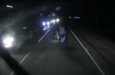 На видео попал момент смертельной аварии в Пензенской области