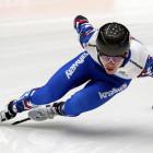 Пензенец завоевал «золото» на I этапе Кубка мира по шорт-треку