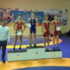 На Всероссийском турнире по греко-римской борьбе три медли завоевали пензенцы