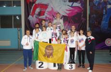 На Всероссийских соревнованиях по тхэквондо 6 медалей взяли пензенцы