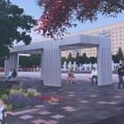 Названа дата открытия Фонтанной площади Пензы