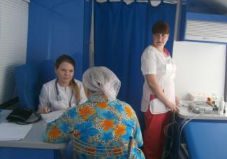 В Пензенской области 18 фельдшеров получили по 500 тысяч рублей