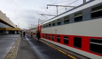В Пензе презентовали двухэтажный поезд «Сура»