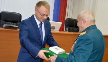 Владимир Керханаджев ушел с поста председателя совета ветеранов Пензы