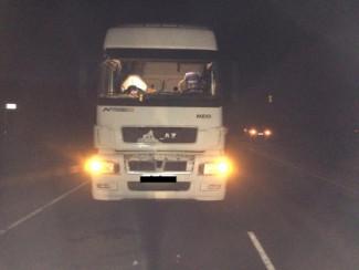 В отношении полицейских, сбитых «КамАЗом» в Пензенской области, возбуждено уголовное дело