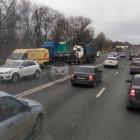 В Пензенской области произошло жуткое ДТП с участием двух грузовиков
