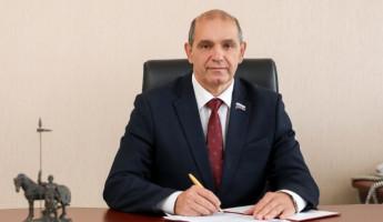 Владимир Мутовкин поздравил пензенцев с Днем полиции