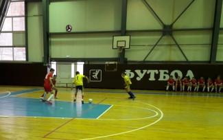 В Пензе стартовали соревнования по мини-футболу