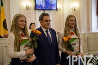 Награждение лучших волонтёров «Абилимпикс» (57 фото)