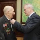 Белозерцев наградил бывшего директора ЦПКиО знаком «Во славу земли Пензенской»