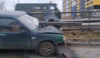 Страшное ДТП с пробитой машиной прокомментировали в пензенской Госавтоинспекции