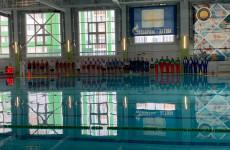В Пензе завершился 1 тур первенства России по водному поло