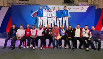 Чемпионами России по каратэ стали спортсмены из Пензы