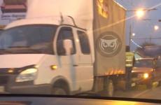 В Пензе легковушка врезалась в грузовую «ГАЗель»