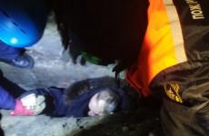 В Пензе мужчина разбил голову, провалившись в котлован
