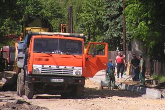 Жителя Пензенской области переехал его же «КамАЗ»