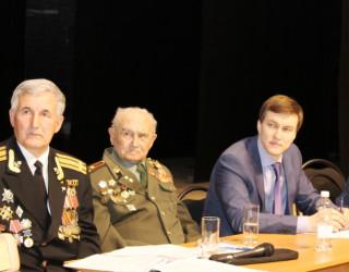 Председателем Пензенского областного совета ветеранов переизбран Сергей Цигвинцев