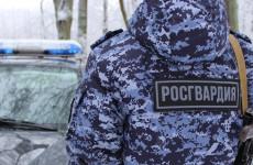В Кузнецке бойцы Росгвардии устроили погоню за пьяным водителем