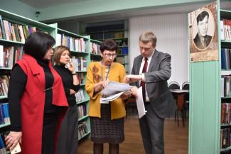 В 2018 году пензенские библиотеки посетили около миллиона пензенцев