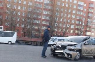 В пензенском Арбеково произошло жесткое ДТП с участием Renault