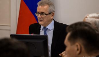 Иван Белозерцев вышел из отпуска