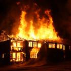 В Пензенской области огонь уничтожил жилой дом