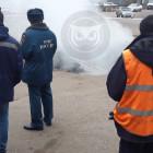 Жуткое ЧП в Пензе: машина провалилась в яму с кипятком