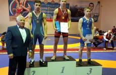 Борцы из Пензенской области завоевали 4 медали на соревнованиях в Саранске