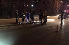 В Пензе на пешеходном переходе насмерть сбили мужчину