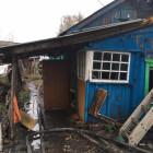 Появились фотографии с места смертельного пожара в Пензенской области