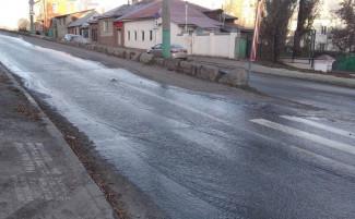 Коммунальную аварию в центре Пензы прокомментировали в «Горводоканале»
