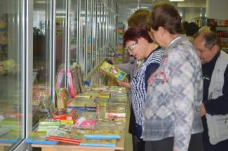 В Пензе начала работу межрегиональная книжная выставка-ярмарка
